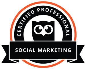 Certified Social Media Marketing Professional